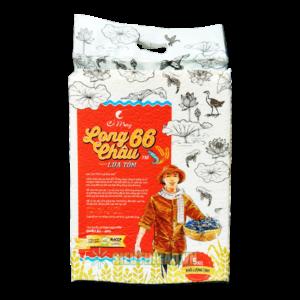Gạo Cỏ May Long Châu 66 lúa tôm túi 5kg
